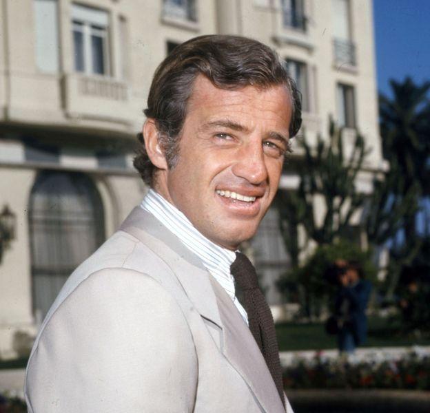 Jean-Paul Belmondo, un des plus grands acteurs français de l'histoire.