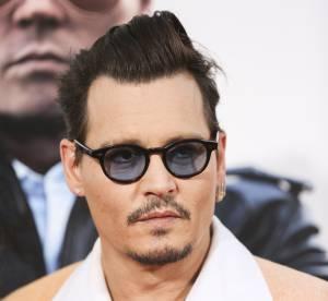 """Johnny Depp : il déclare sa flamme à Vanessa Paradis, """"une femme sublime"""""""
