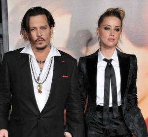 Johnny Depp et Amber Heard : main dans la main et baisers fougueux à Los Angeles
