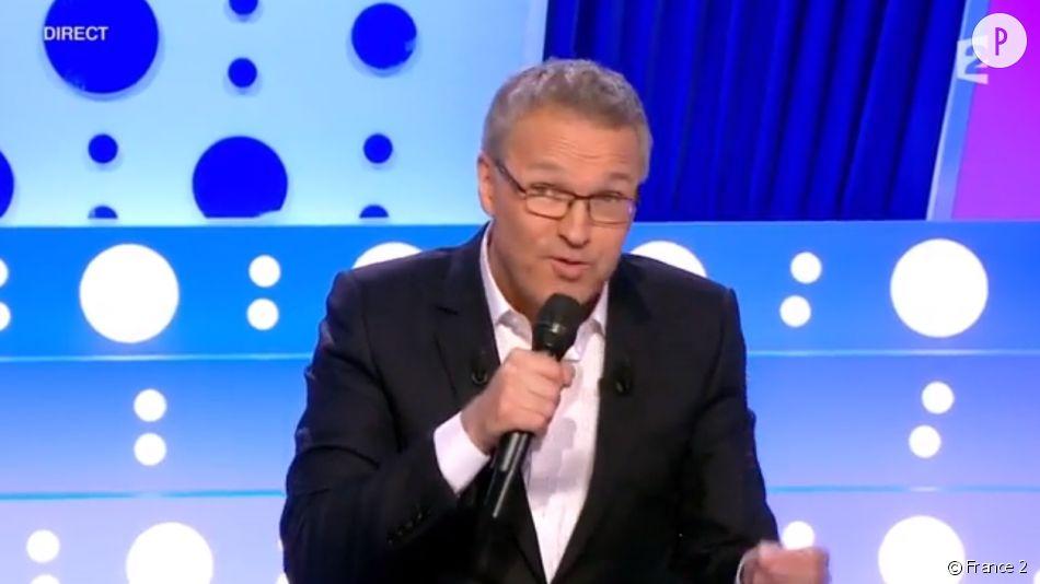 """Laurent Ruquier tacle Eric Zemmour dans """"On n'est pas couché"""""""
