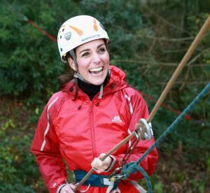 Kate Middleton : duchesse aventureuse en legging et harnais !