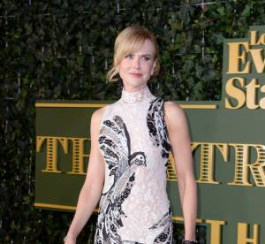 Nicole Kidman : double victoire à Londres en Alexander McQueen