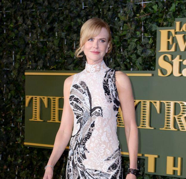 Nicole Kidman aux Evening Standard Theatre Awards 2015 à Londres le 22 novembre.