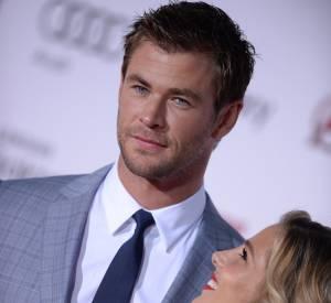 Chris Hemsworth, le beau gosse n'a pas eu peur de perdre quelques kilos pour un rôle.