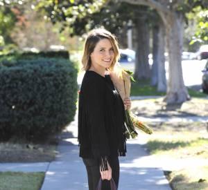 Sophia Bush dans les rues de Los Angeles il y a quelques jours.
