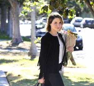 Dans les rues de Los Angeles, Sophia Bush a fait une apparition stylée.