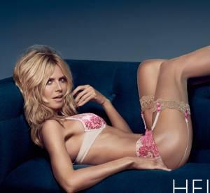 Heidi Klum : à 42 ans, elle pose topless et en string sur Instagram