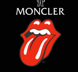 Rolling Stones et Moncler, la collection capsule originale et rock'n'roll