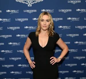 Kate Winslet, décolleté ravageur pour une égérie élégante et sexy