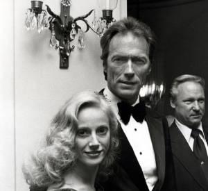 Sondra Locke et Clint Eastwood en 1982.
