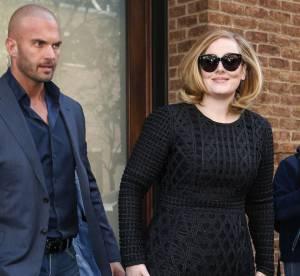 Adele : son garde du corps fait craquer la Toile entière !