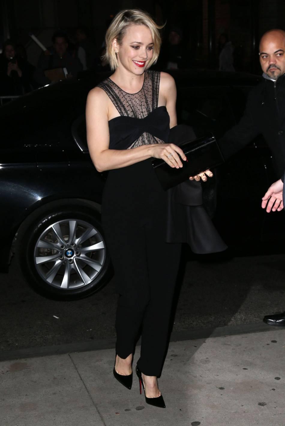 Rachel McAdams à la 25 ème soirée annuelle Gotham Independent Film Awards à New York, dimanche 30 novembre 2015.