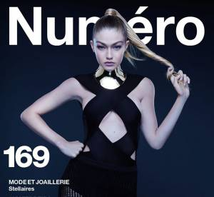 Gigi Hadid : underboob et sensualité au maximum pour Numéro