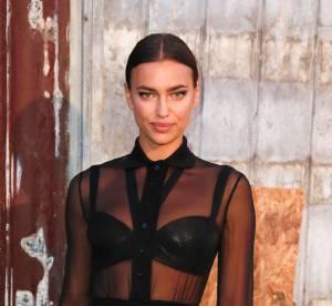 Irina Shayk : le beauté ténébreuse pose nue pour sauver la planète