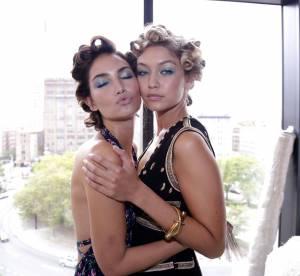 Gigi Hadid, Lily Aldridge et Joan Smalls : nues pour Stuart Weitzman