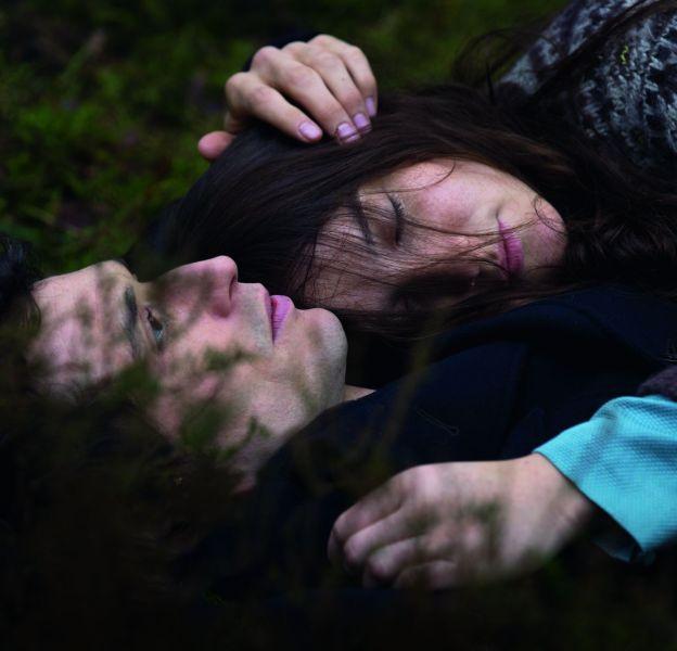"""Jérémie Elkaïm et Anaïs Demoustier, duo passionné dans """"Marguerite et Julien""""."""