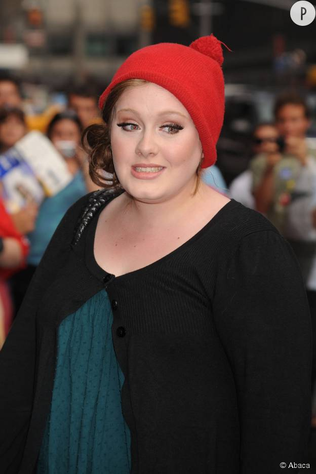 Adele en 2008.