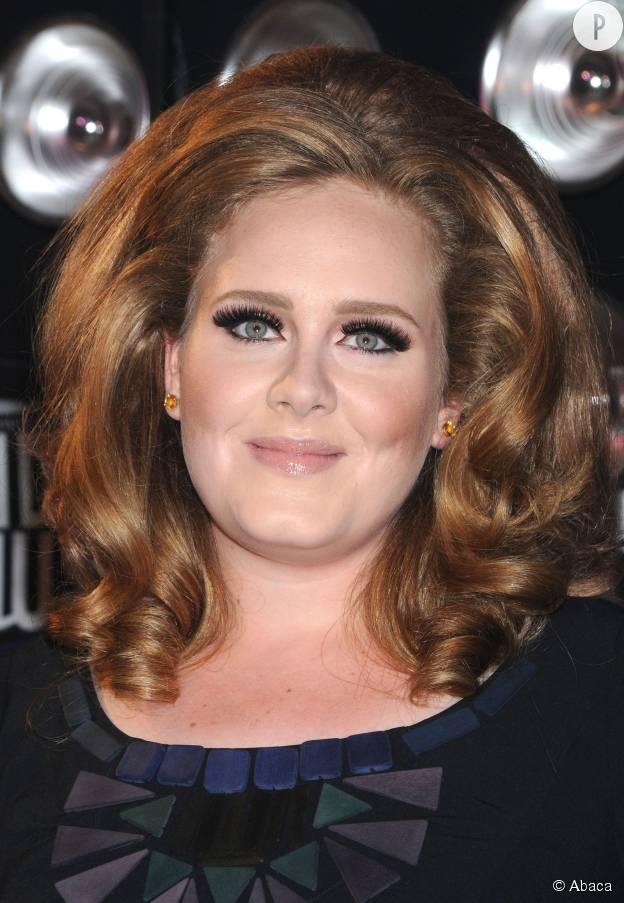 Adele en 2011.