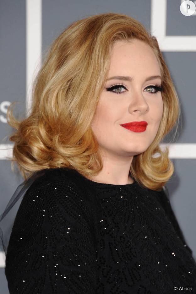 Adele en 2012.