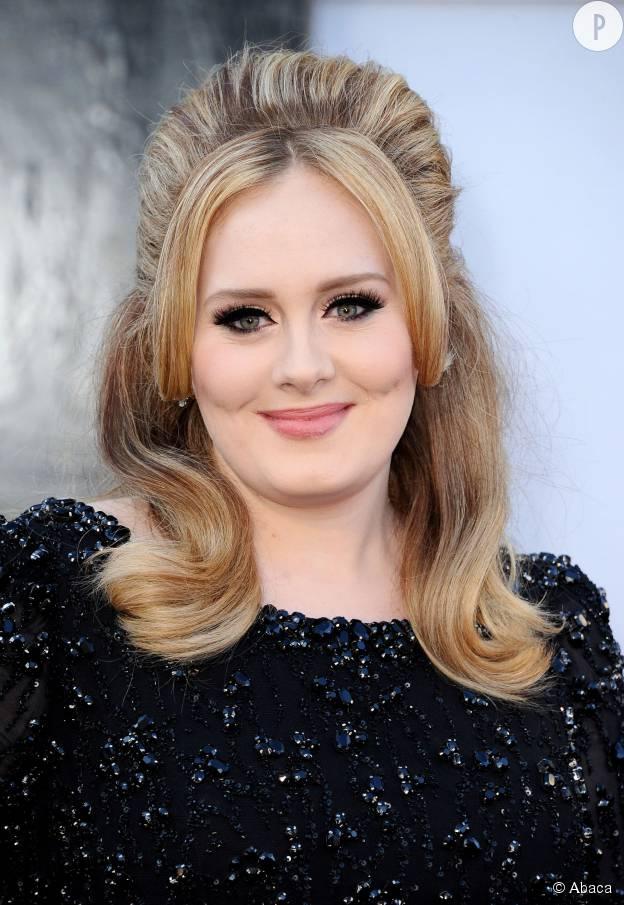 Adele en 2013.