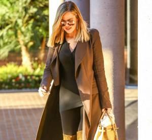 Khloe Kardashian : le look working girl sexy et audacieux... à copier !