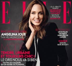 """Angelina Jolie : """"Quand Brad me voit pleurer, il finit par s'occuper de moi"""""""