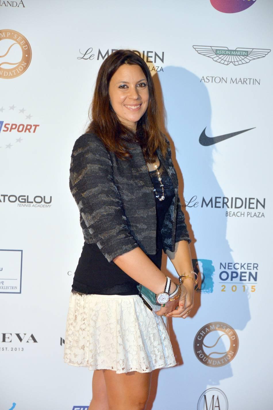 Marion Bartoli a perdu près de 30 kilos en 18 mois.
