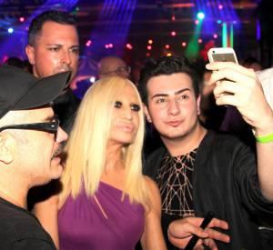 Donatella Versace débarque sur Instagram.