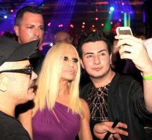 Donatella Versace débarque sur Instagram, premier selfie avec Gigi Hadid