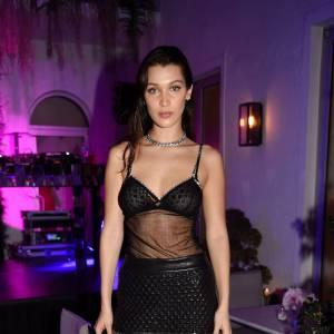 Bella Hadid à la soirée Chrome Hearts Celebrates Art Basel le 2 décembre à Miami.