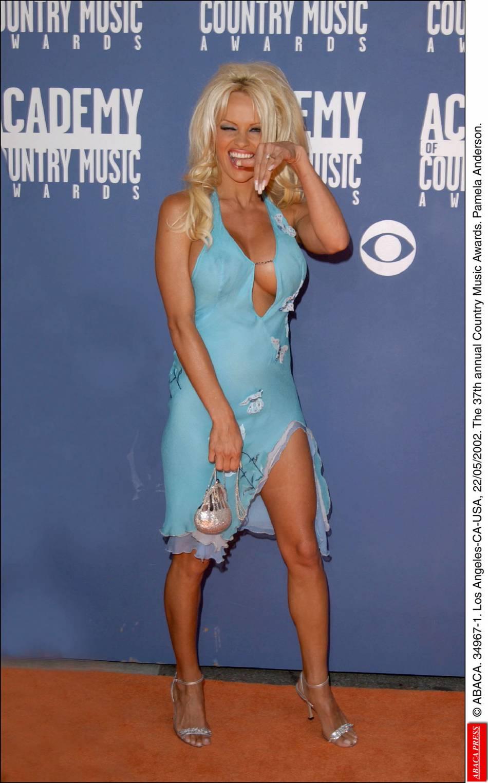 Pamela Anderson, un sex-symbol.