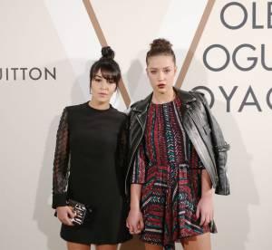 Leïla Bekhti, Adèle Exarchopoulos... les stars au vernissage Vuitton