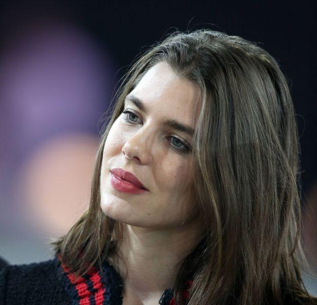 Charlotte Casiraghi est apparue plus belle que jamais ce week-end, pour présider le gala de charité de l'Amade.