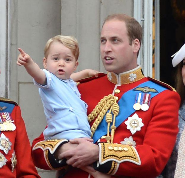 Le prince George fêtera cette année son troisième Noël.