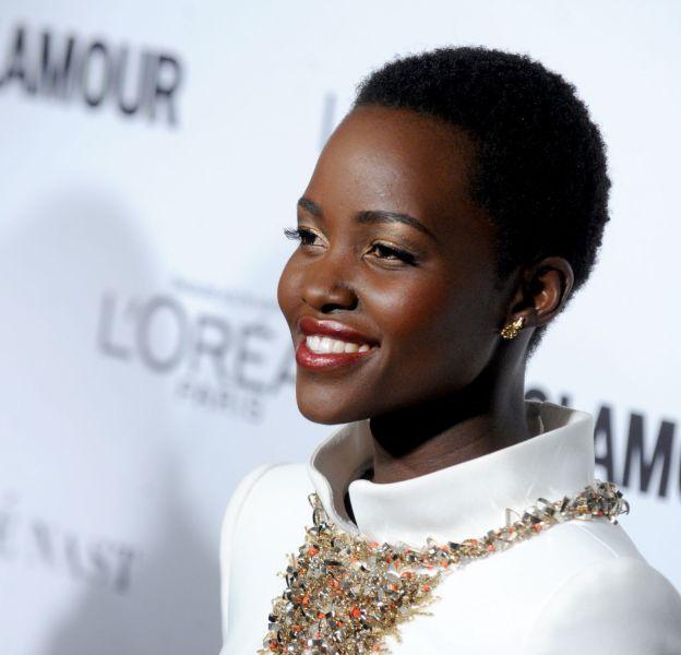 Lupita Nyong'o, un modèle pour bien des femmes.