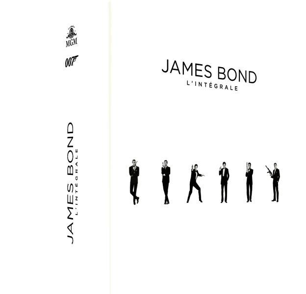 Le coffret intégral James Bond est un must have.