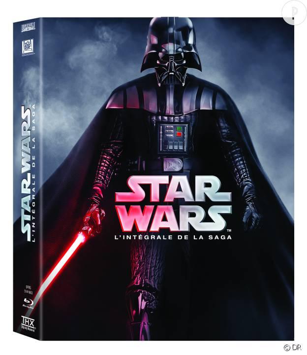 L'intégral Stars Wars.