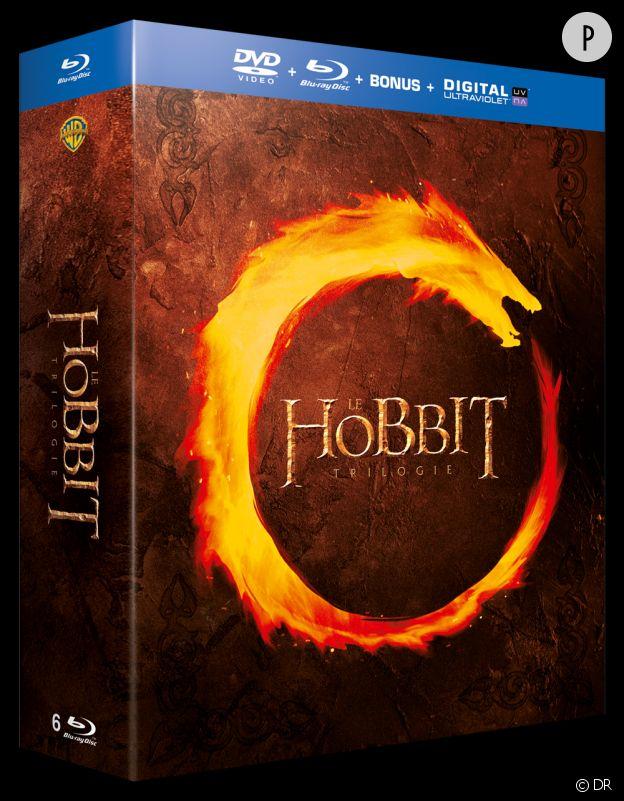 """L'intégrale """"Le Hobbit""""."""