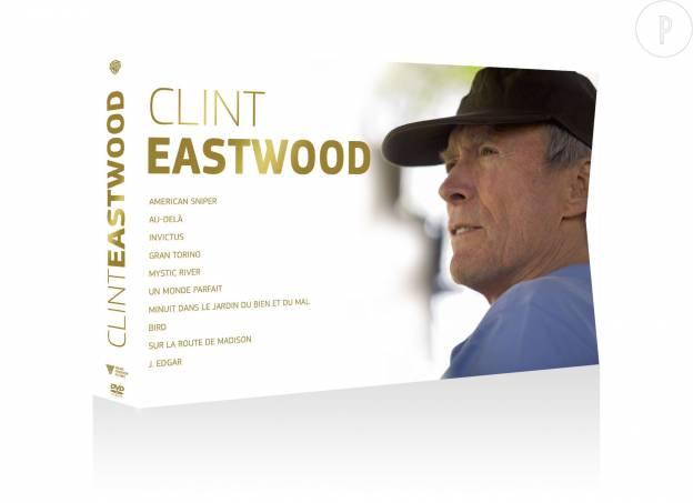 10 films de Clint Eastwood.