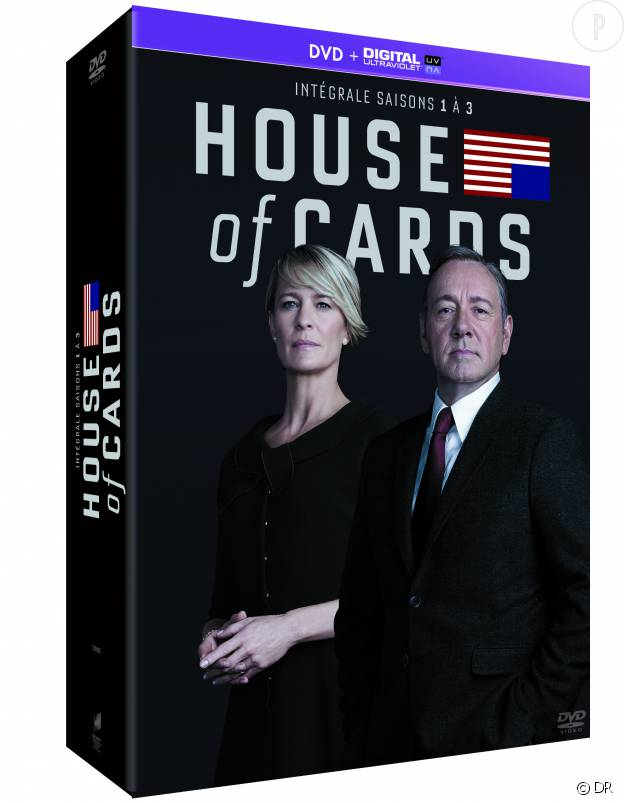 """Intégrale """"House of Cards""""."""