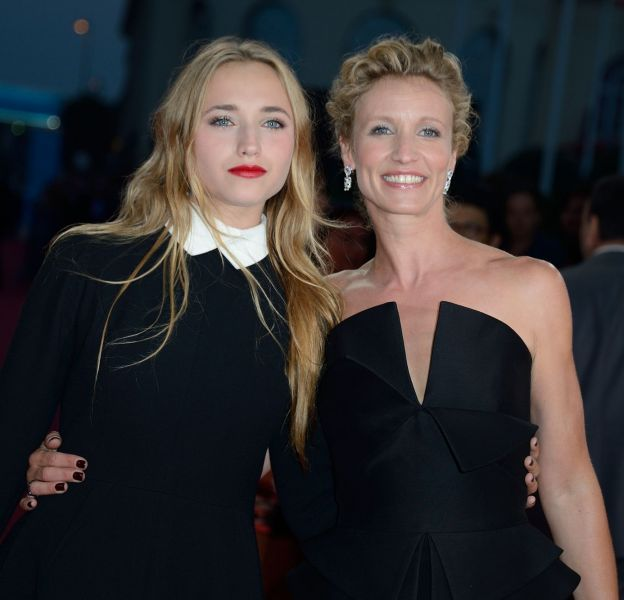 Alexandra Lamy et sa fille Chloé Jouannet charment Instagram.