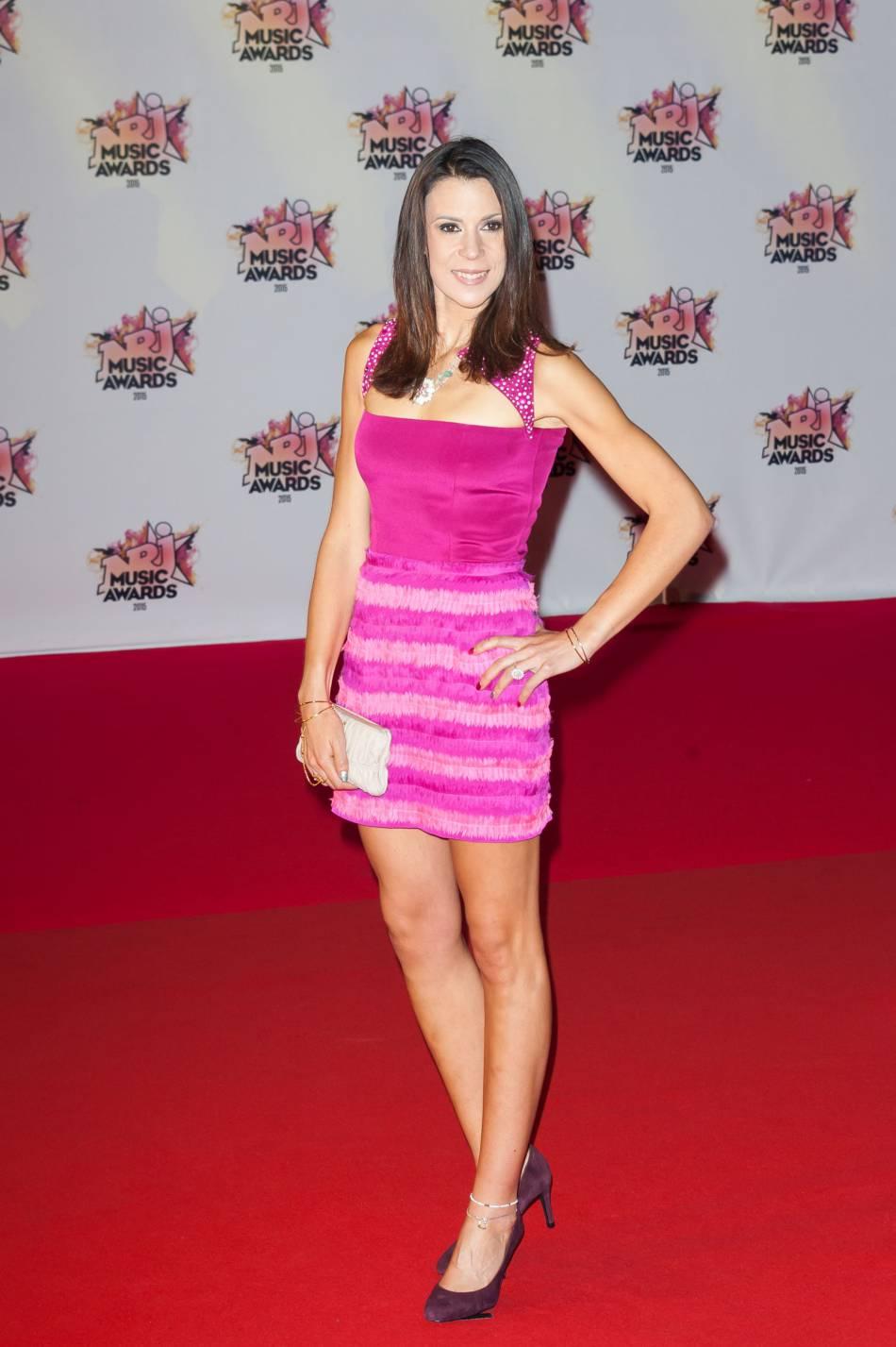Aux NRJ Music Awards, Marion Bartoli a fait sensation.