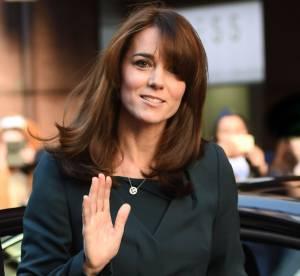 Kate Middleton métamorphosée : la duchesse a coupé ses longueurs !
