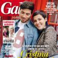 Cristina Cordula présente son fils en couverture de  Gala .