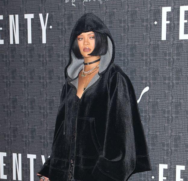 Rihanna dévoile #TheTrainer issu de sa collaboration Fenty x Puma sur Instagram.