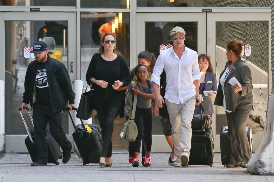Angelina Jolie n'a jamais eu envie de devenir mère...