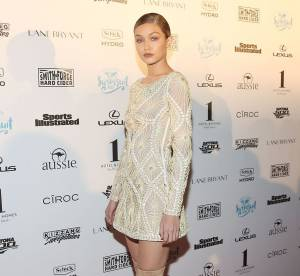 Gigi Hadid : torride pour Sports Illustrated comme sur tapis rouge