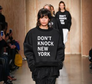 Défilé DKNY New York Automne-Hiver 2016/2017
