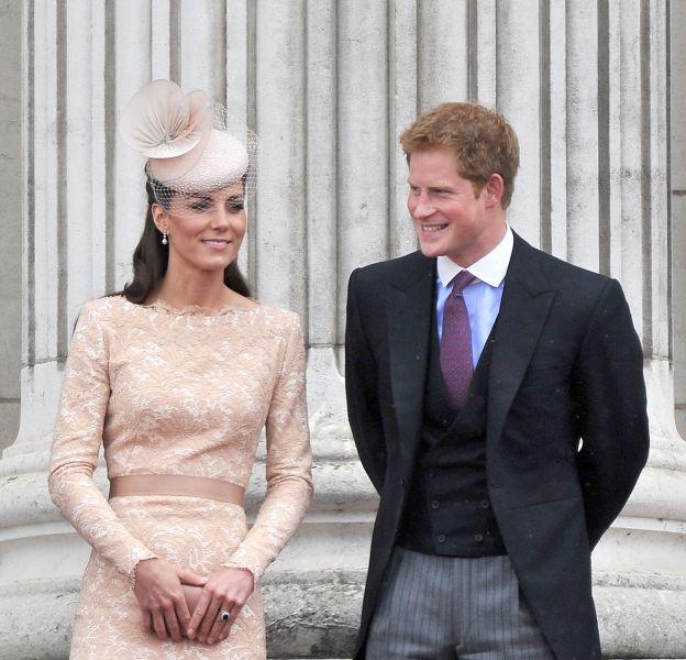 Kate Middleton n'apprécie pas la nouvelle conquête du prince Harry.