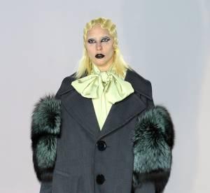 Lady Gaga clôture le show Marc Jacobs en apothéose